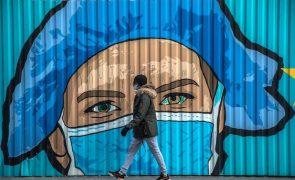 Covid-19: Número de pacientes graves aumenta em França