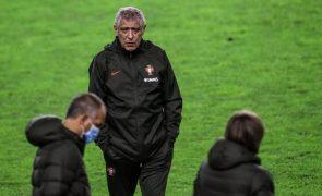 Mundial2022: Portugal realizou primeiro treino em Turim