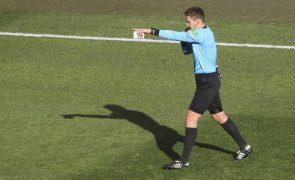 Alemão Daniel Siebert vai arbitrar estreia de Portugal na qualificação para o Mundial2022