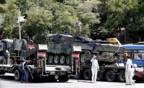 Turquia faz operação contra 184 soldados por alegado envolvimento no golpe de 2016