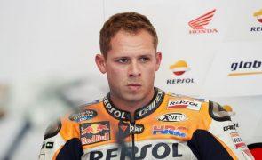 Bradl substitui Márquez nas primeiras duas corridas do Mundial de MotoGP