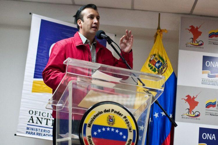Maduro nomeia novo vice-presidente do Governo venezuelano e faz remodelação