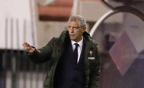 Mundial2022: Fernando Santos diz que Portugal tem de encarar todos os jogos como finais