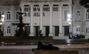 Governo quer alojar mais de mil pessoas em situação sem-abrigo
