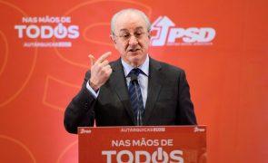 Autárquicas: Deputado e médico Ricardo Baptista Leite é candidato do PSD a Sintra