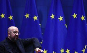 Covid-19: Charles Michel convida Biden para se juntar a líderes da UE em cimeira virtual