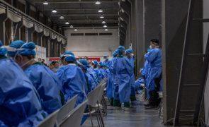 Covid-19: China soma dez casos nas últimas 24 horas, todos oriundos do exterior