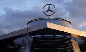 Covid-19: Mercedes Benz vai suspender produção no Brasil devido à pandemia