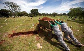 Covid-19: Brasil bate mais um recorde trágico e ultrapassa 3.000 mortes diárias