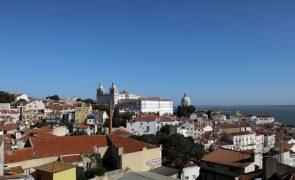Lisboa eleita um dos 21 lugares do futuro