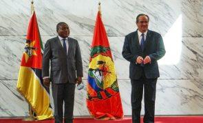 Novo embaixador de Portugal em Moçambique inicia funções