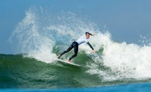 Liga portuguesa de surf arranca em 9 de abril em Ribeira d'Ilhas