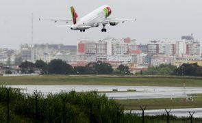 Covid-19: TAP realizou 1.000 voos em fevereiro, um terço dos de janeiro