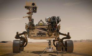 NASA vai tentar primeiro voo motorizado noutro planeta em abril