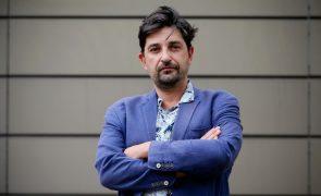 Encenador Tiago Rodrigues estreia