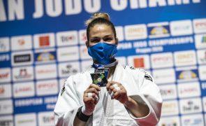 Telma Monteiro e Miguel Oliveira são os atletas do ano em Portugal