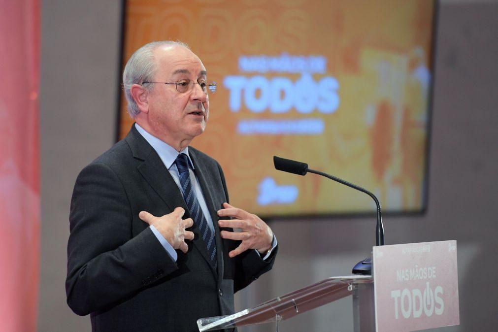 Rio diz que Costa mantém ministro do Ambiente por considerar que mentir