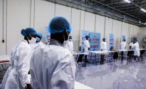 Covid-19: Angola regista 62 casos novos, um óbito e 73 recuperados