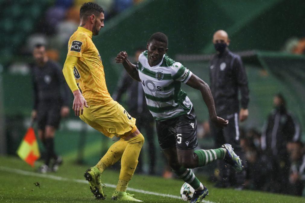 Mundial2022: Nuno Mendes estreia-se a titular por Portugal face ao Azerbaijão