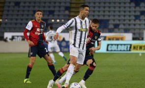 Mundial2022: Ronaldo bate recorde de longevidade de Damas, ao jogar 6.426 depois