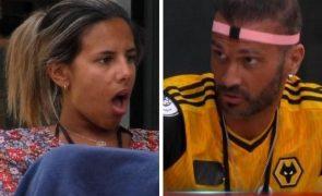 Bruno Savate acusa Joana de insultar Jéssica Nogueira: