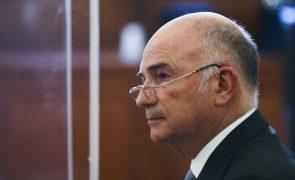 Novo Banco: Honório sugere que banco não registou todas as perdas até ter capital em 2017