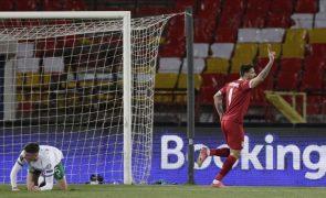 Mundial2022: Sérvia dá a volta ao resultado e vence República da Irlanda