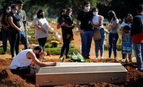 Covid-19: Brasil ultrapassa 300 mil mortes em pouco mais de um ano de pandemia no país