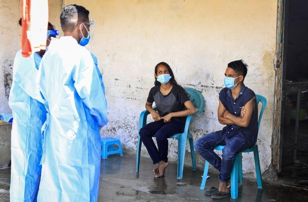 Covid-19: Timor-Leste regista 22 novos casos com um total de 257 ativos