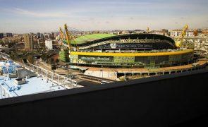 Cidade Sporting arranca em maio e vai revitalizar espaço junto ao Estádio José Alvalade