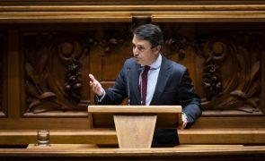 PSD questiona PM se quer fazer reforma do SEF