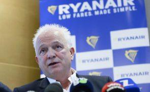 CEO da Ryanair diz que