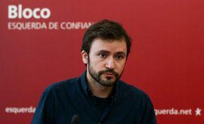 Covid-19: BE acusa Governo de estar a pressionar Marcelo para travar alargamento de apoios