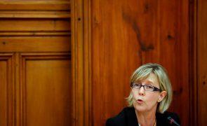 Novo Banco: Ex-ministra Maria Luís Albuquerque ouvida no parlamento a 1 de abril