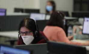 Covid-19: Desfasamento de horários de trabalho mantém-se até final do ano