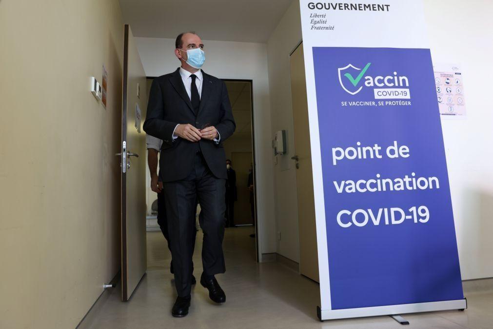 Covid-19: Governo francês alerta para situação