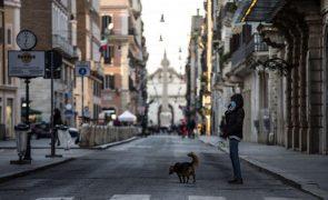 Covid-19: Mais de 23.000 contágios em Itália nas últimas 24 horas