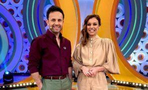 Hoje É Domingo É o fim! RTP cancela programa de João Paulo Rodrigues e Vera Fernandes