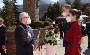 Letizia Arrasa em Andorra com look reciclado e truque de estilo para realçar as curvas