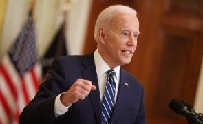 Biden anuncia desejar voltar a candidatar-se em 2024 e com Kamala como vice