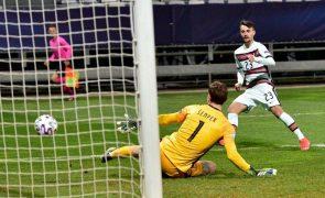 Portugal estreia-se no Europeu de sub-21 com triunfo sobre a Croácia