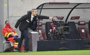 Mundial2022: Paulo Sousa estreia-se como selecionador da Polónia com empate na Hungria
