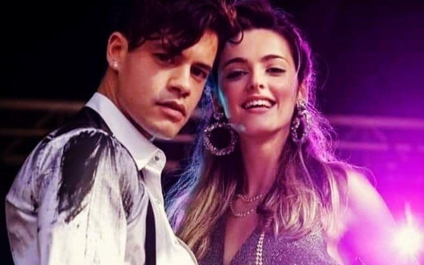 O vídeo hilariante dos erros nos bastidores da novela Amor Amor