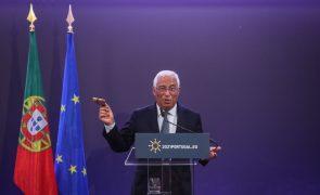 UE/Presidência: Costa confiante no fim das ratificações dos PRR já em meados de abril