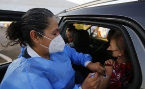 Covid-19: México com 584 mortes em 24 horas