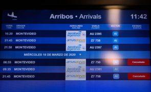 Covid-19: Argentina impõe novas medidas e suspende voos de Brasil, Chile e México