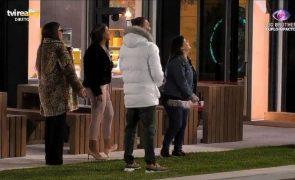 Big Brother Decisão inédita! Soberano da casa mostra-se aos concorrentes (vídeo)