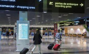 Vento forte está a condicionar movimento no Aeroporto da Madeira