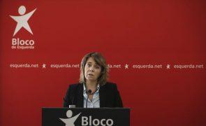 Covid-19: Catarina Martins pede ao PR para promulgar diploma que reforça apoios sociais