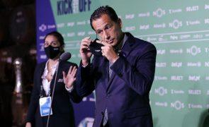 Covid-19: Pedro Proença acredita no regresso do público aos estádios esta época